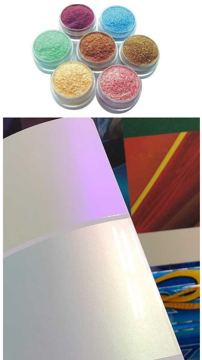 Pigmentos Perola Effect - Perolizados - TI