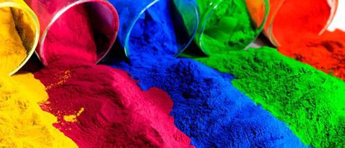 Pigmentos Orgânicos em Pó