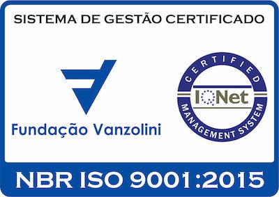 Selo - ISO 9001